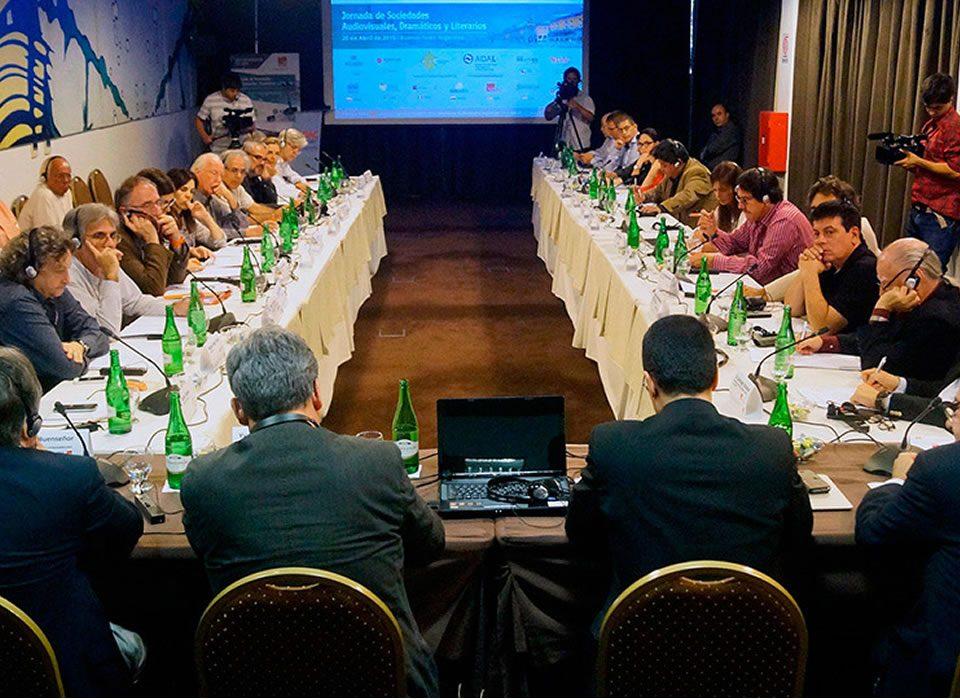 Reunión del Comité Latinoamericano y del Caribe - CISAC